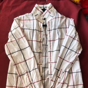Grant fit button down